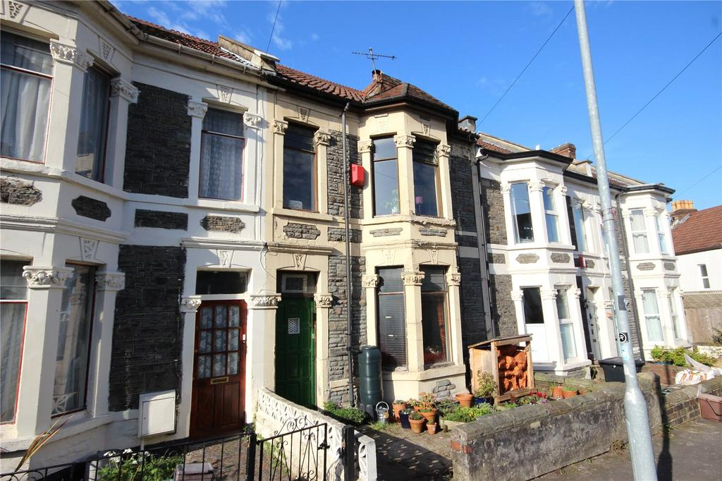 2 Bedrooms Terraced House for sale in Cromer Road, Greenbank, Bristol, BS5