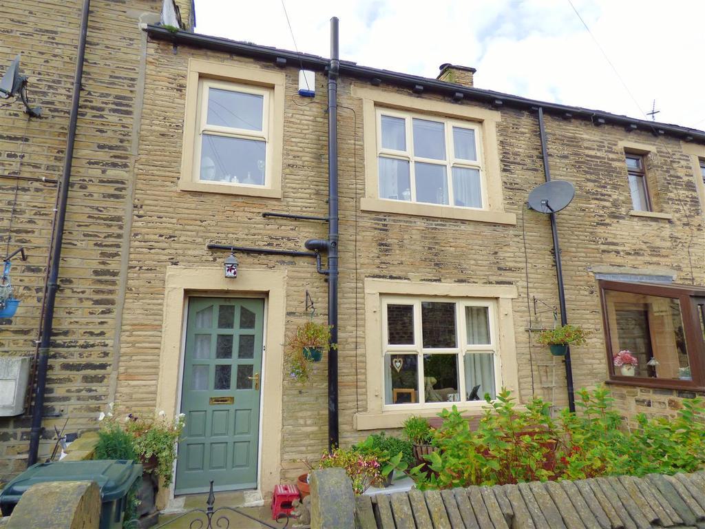 2 Bedrooms Cottage House for sale in Scholes Lane, Scholes, Cleckheaton