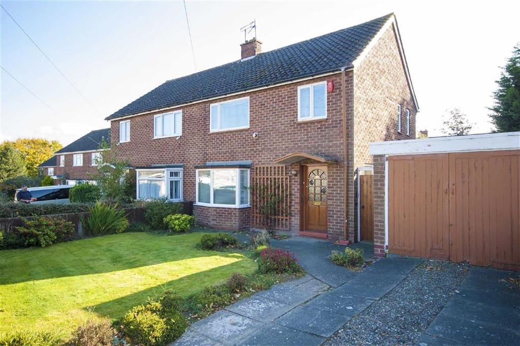 3 Bedrooms Semi Detached House for sale in York Road, Harlescott, Shrewsbury, Shropshire