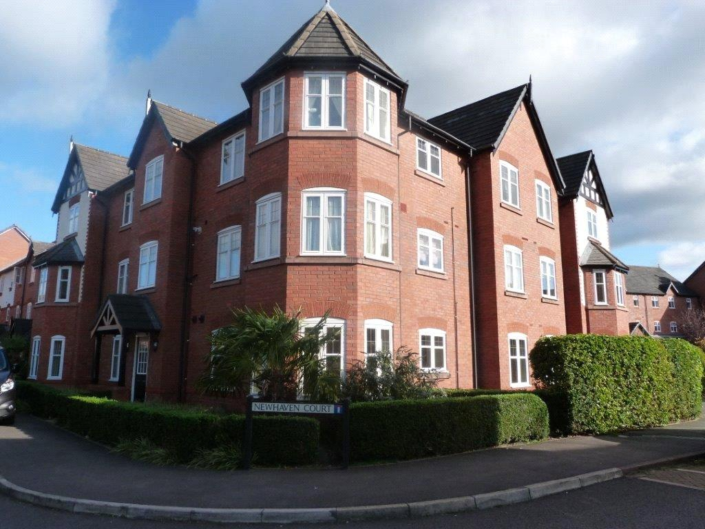 Apartment Flat for sale in Hastings Road, Nantwich, Cheshire, CW5