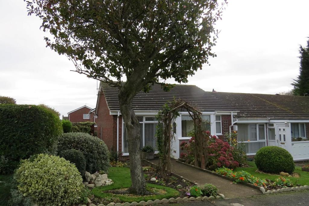 1 Bedroom Terraced Bungalow for sale in Coquet Drive, Ellington, Morpeth