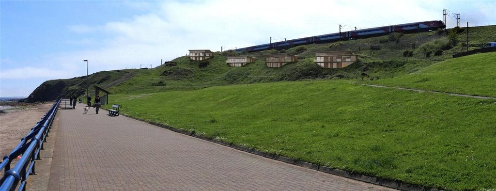 Plot Commercial for sale in Seabank Development, The Crescent, Berwick-upon-Tweed, Northumberland