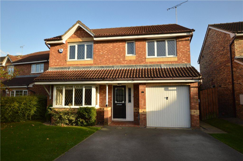 4 Bedrooms Detached House for sale in Rowan Court, Woodlesford, Leeds, West Yorkshire