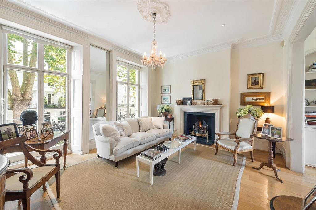 6 Bedrooms Terraced House for sale in Wellington Square, London