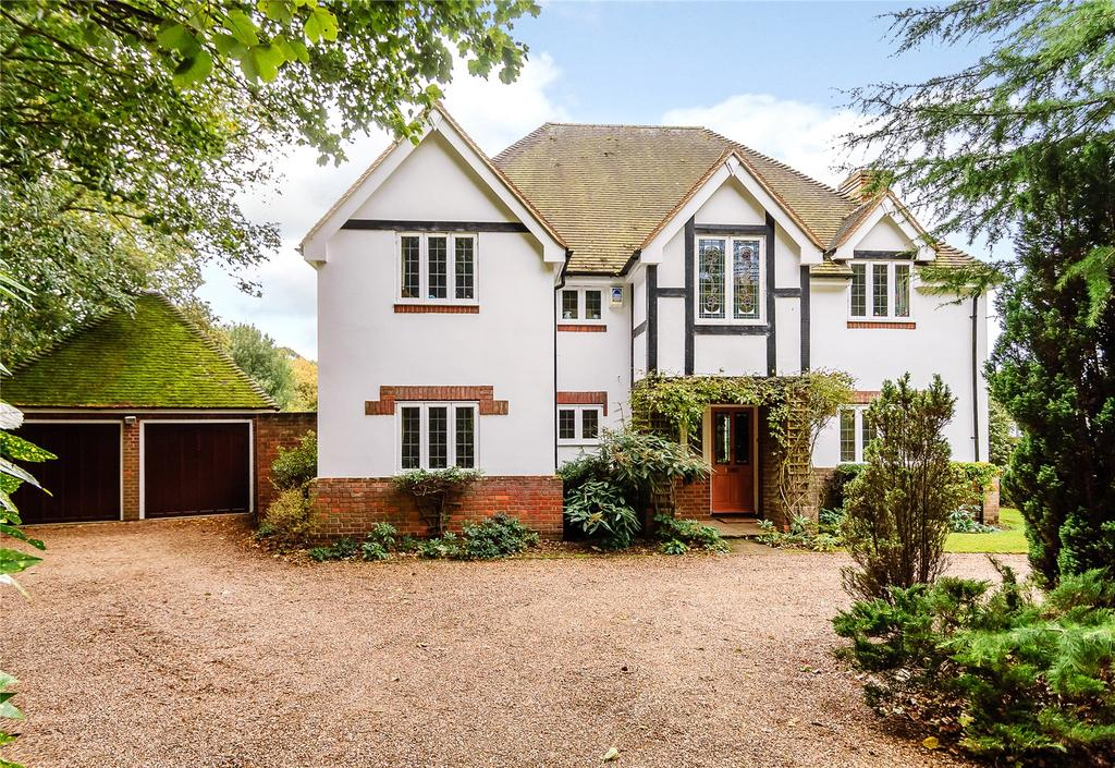 5 Bedrooms Detached House for sale in Bibbs Hall Lane, Ayot St. Lawrence, Welwyn, Hertfordshire