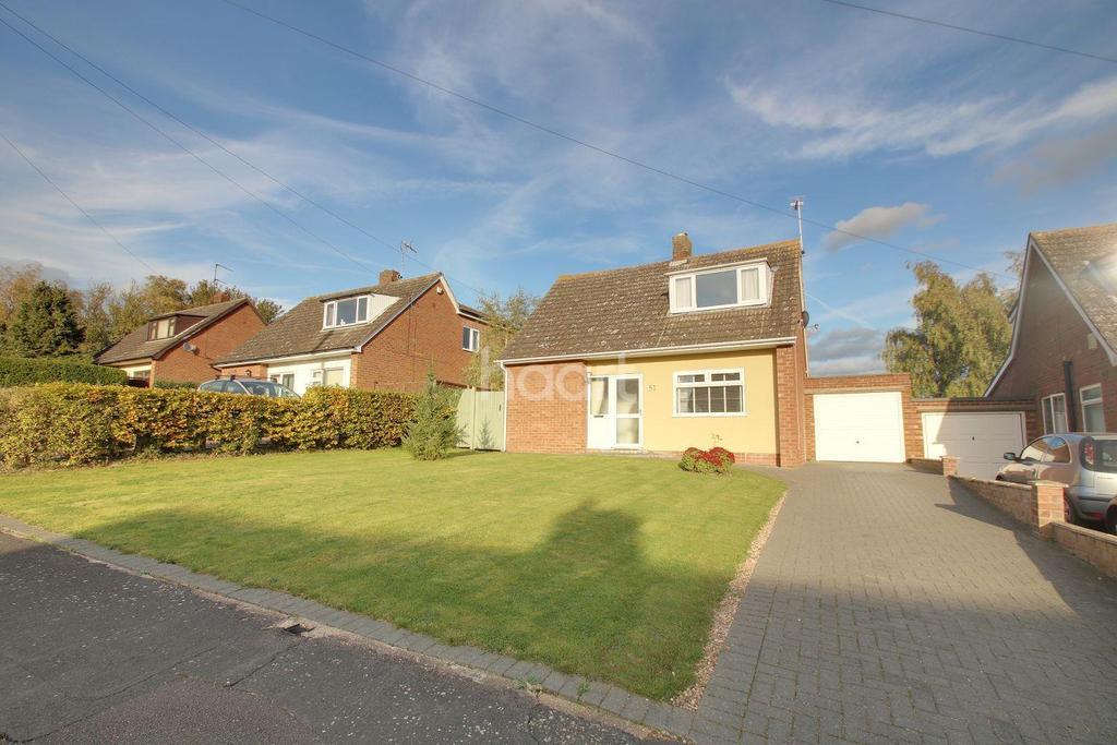 3 Bedrooms Detached House for sale in Laburnum Drive, Cherry Willingham