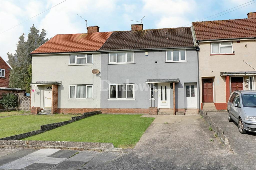 3 Bedrooms Terraced House for sale in Llanon Road, Llanishen, Cardiff, CF14