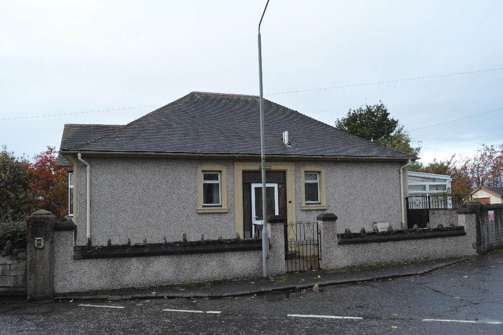 2 Bedrooms Bungalow for sale in 1, Merchiston Road, Falkirk, Falkirk, FK2 7JW