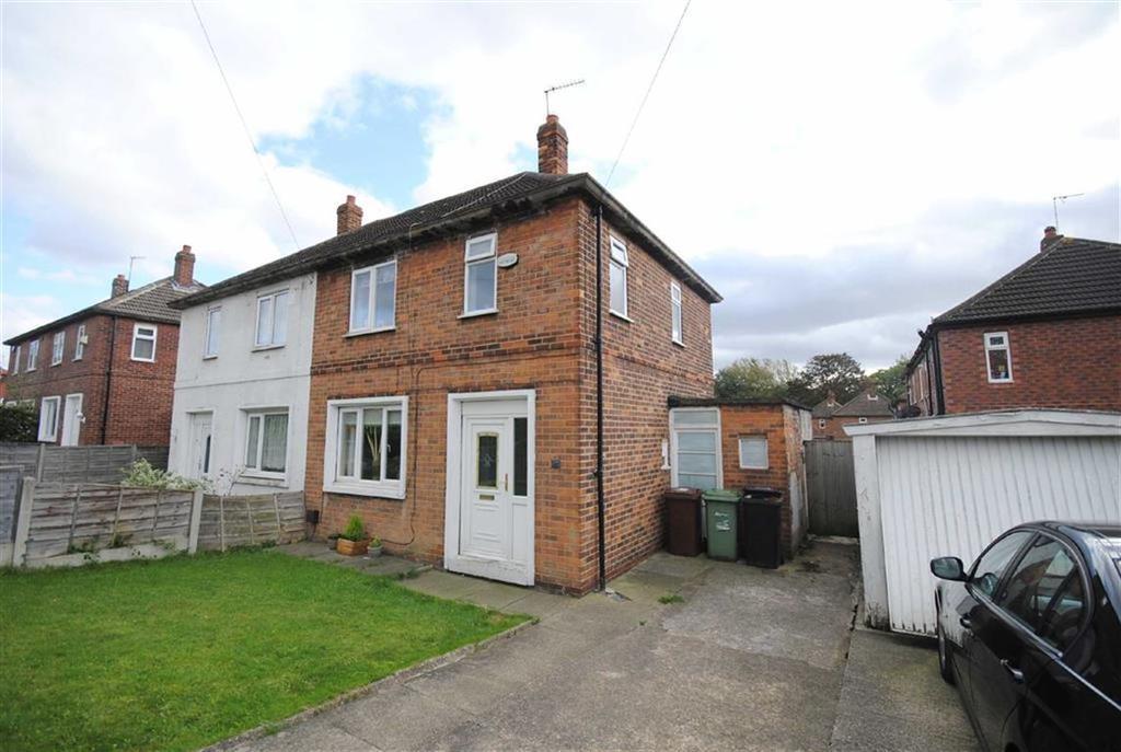 2 Bedrooms Semi Detached House for sale in Birch Grove, Kippax, Leeds, LS25