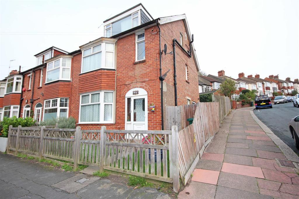4 Bedrooms End Of Terrace House for sale in Stanmer Villas, Brighton