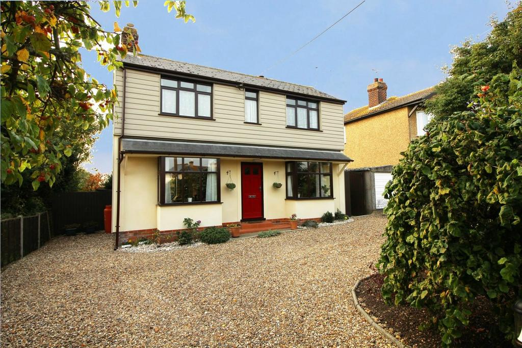 3 Bedrooms Detached House for sale in Layer Breton Hill, Layer Breton, Colchester, Essex, CO2
