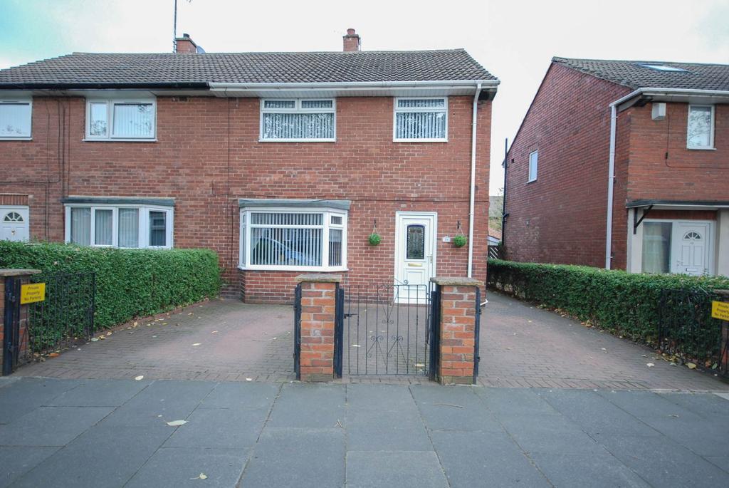 3 Bedrooms Semi Detached House for sale in Grange Crescent, Leam Lane