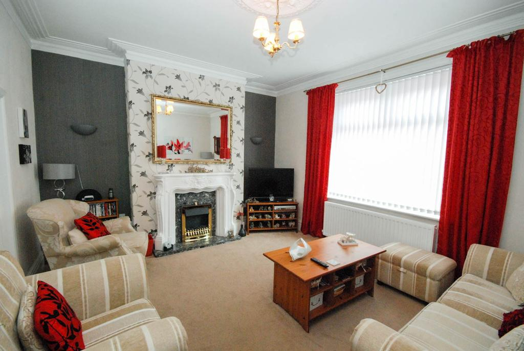 3 Bedrooms Terraced House for sale in Northbourne Road, Jarrow