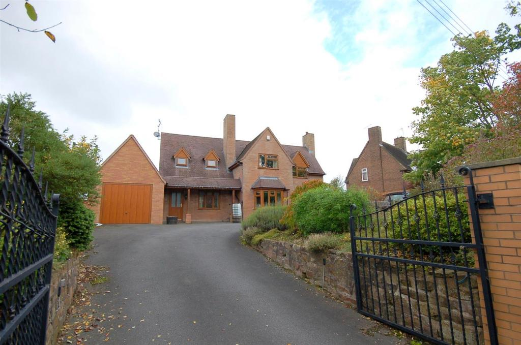 3 Bedrooms Detached House for sale in Nantwich Road, Audley