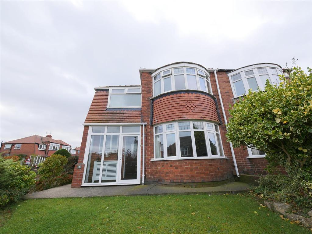 3 Bedrooms Semi Detached House for sale in Ludlow Road, Tunstall, Sunderland