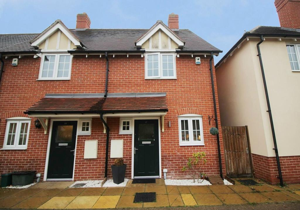 2 Bedrooms End Of Terrace House for sale in Richmond Road, Colchester, Essex, CO2