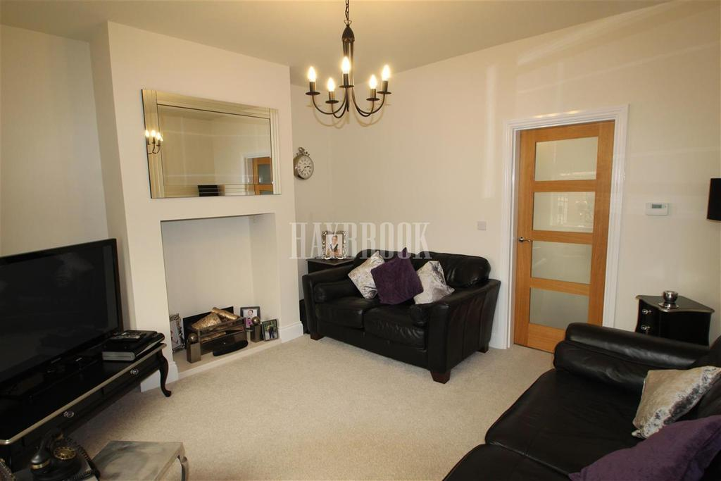 2 Bedrooms End Of Terrace House for rent in Barnsley