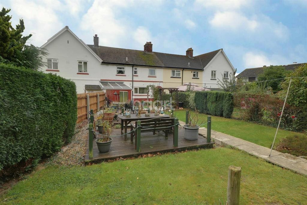 3 Bedrooms Terraced House for sale in Monmouth