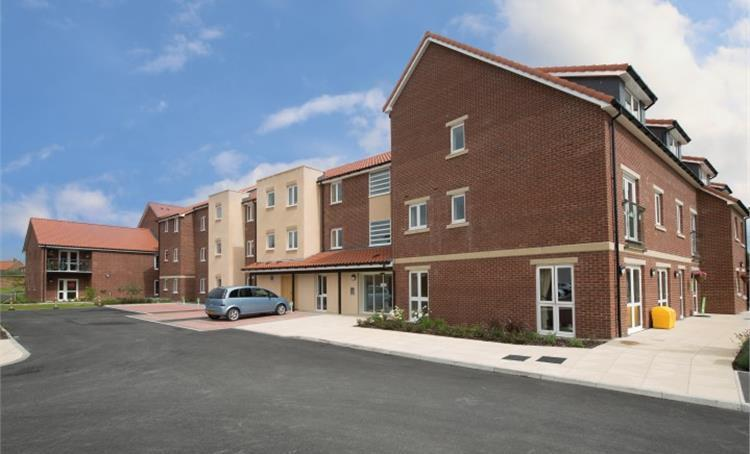 2 Bedrooms Retirement Property for sale in Apartment 38, Easingwold, York