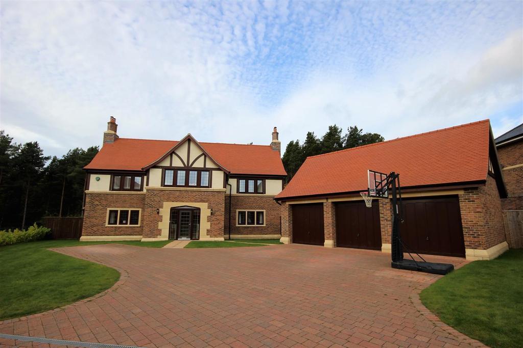 5 Bedrooms House for sale in Black Wood, Wynyard, Billingham