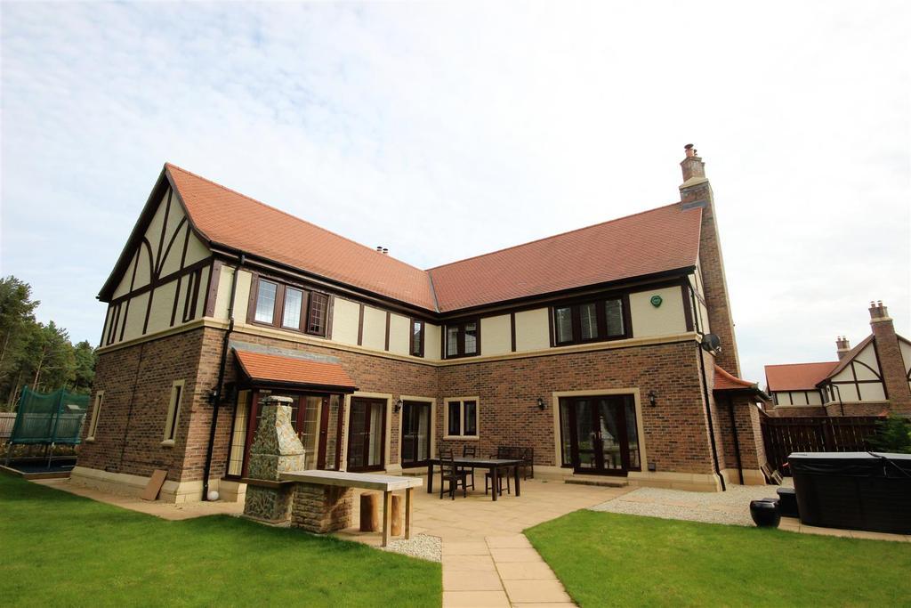 5 Bedrooms Detached House for sale in Black Wood, Wynyard, Billingham