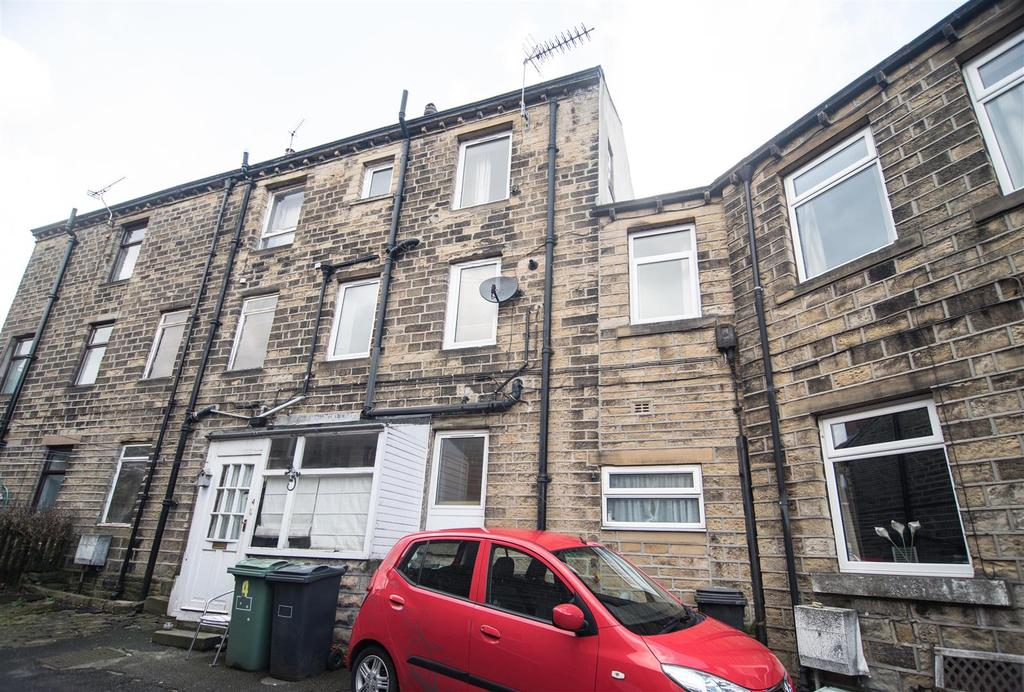 2 Bedrooms Terraced House for sale in Lower West Houses, Honley, Holmfirth, HD9 6JB