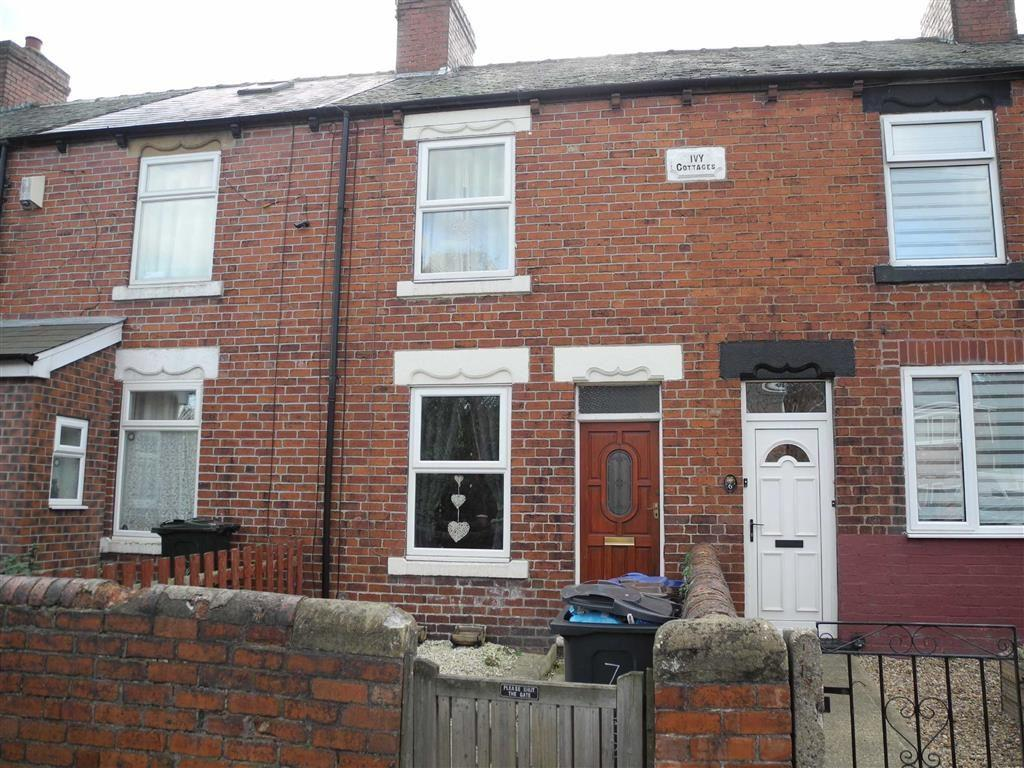 2 Bedrooms Terraced House for sale in Ivy Cottages, Royston, Roystone, Barnsley, S71
