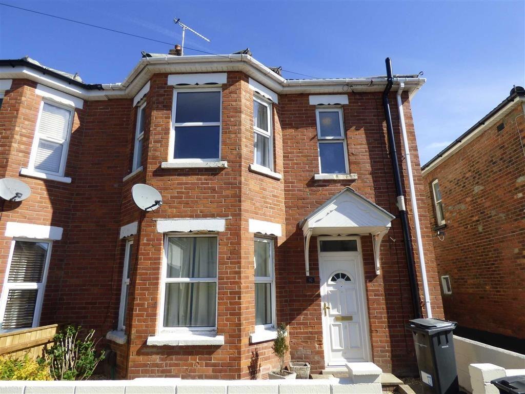 5 Bedrooms Semi Detached House for rent in Shelbourne Road, Student House, Bournemouth, Dorset, BH8
