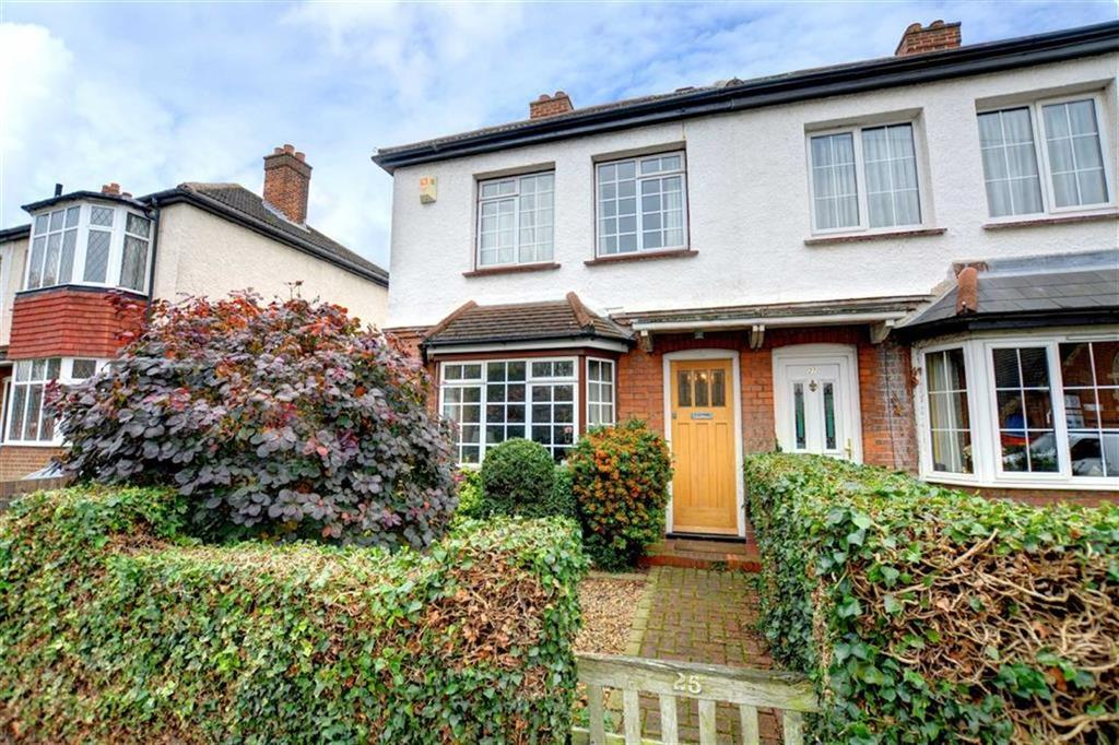 3 Bedrooms Semi Detached House for sale in Nightingale Lane, Bromley, Kent