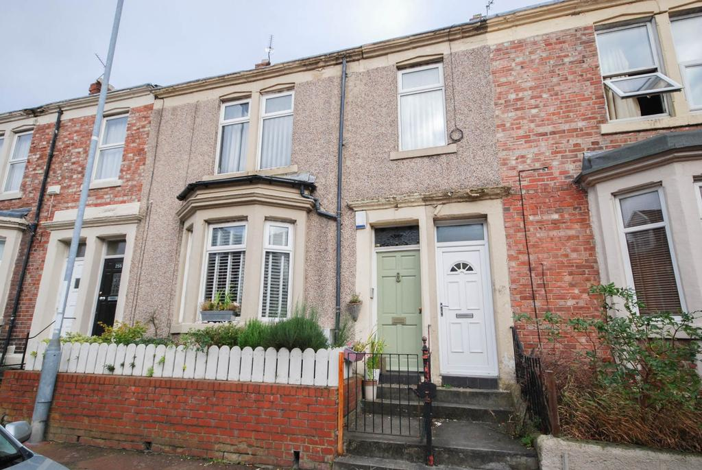 5 Bedrooms Maisonette Flat for sale in Rectory Road, Gateshead