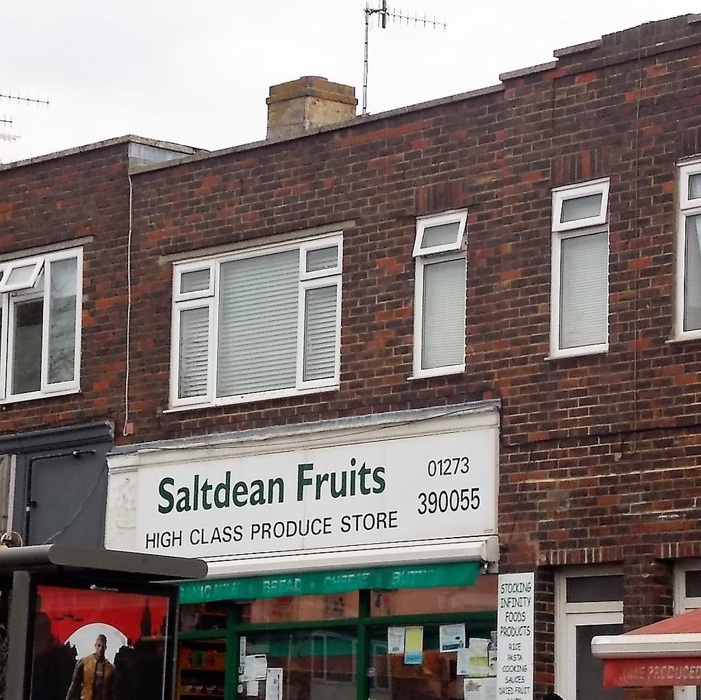 3 Bedrooms Flat for sale in Saltdean