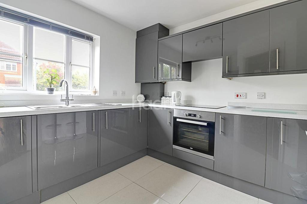 3 Bedrooms End Of Terrace House for sale in Dandelion Close, Rush Green