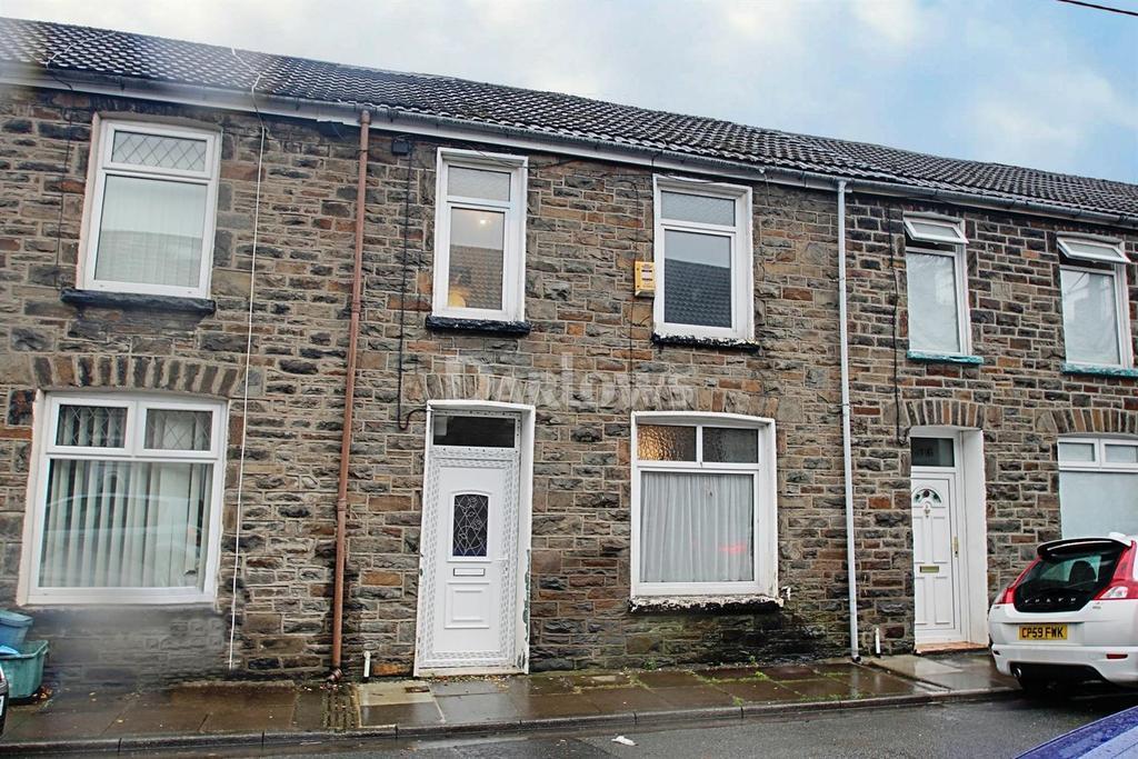 2 Bedrooms Terraced House for sale in Penn Street Treharris