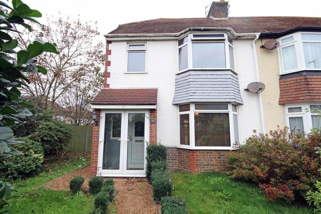3 Bedrooms Semi Detached House for rent in Gardner Road, Portslade, Brighton