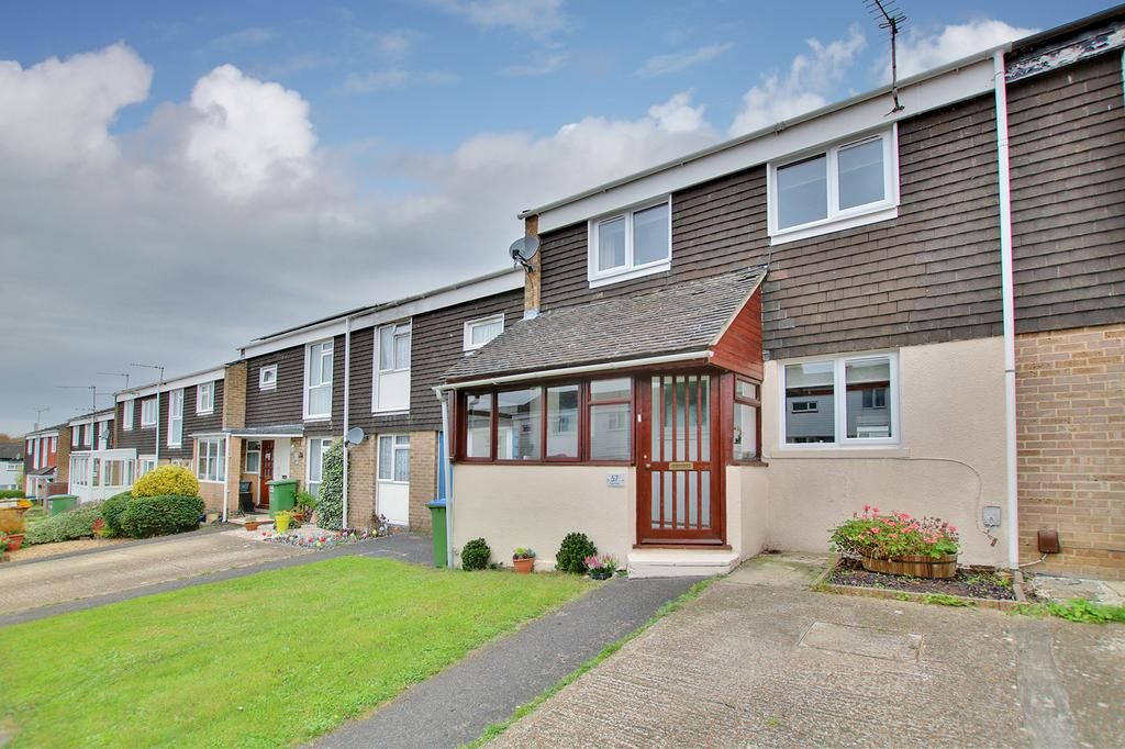 3 Bedrooms Terraced House for sale in Lordshill, Southampton