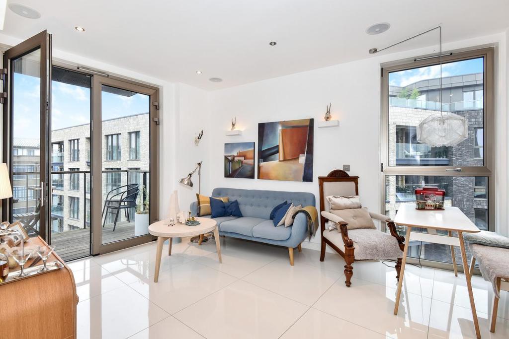 2 Bedrooms Flat for sale in Haven Way, Bermondsey