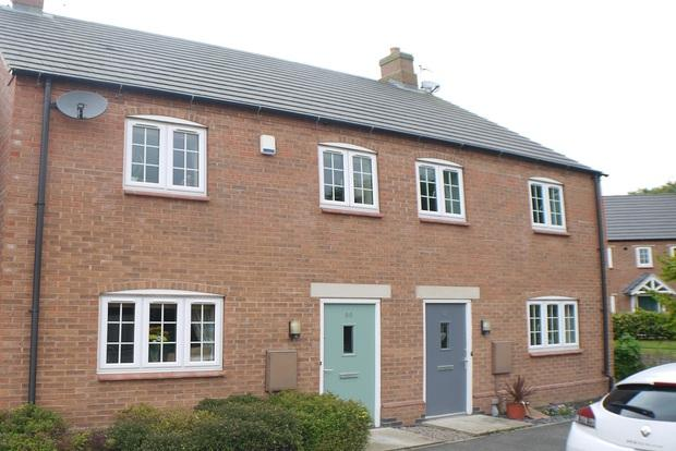 2 Bedrooms Semi Detached House for sale in Dairy Way, Kibworth, LE8