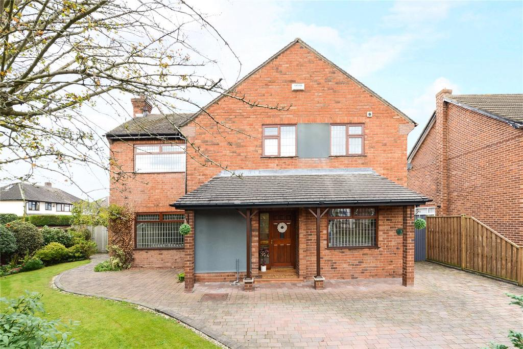 3 Bedrooms Detached House for sale in Lache Lane, Chester, CH4