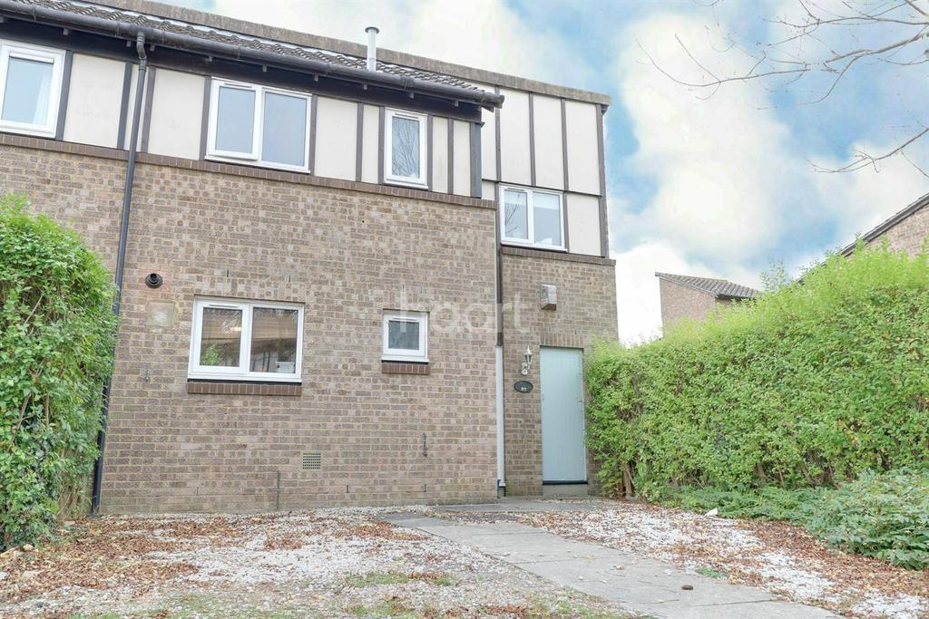 3 Bedrooms End Of Terrace House for sale in Heelands