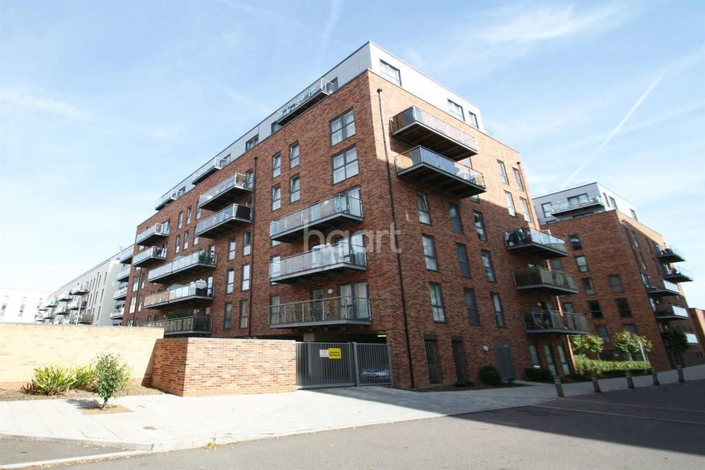2 Bedrooms Flat for sale in Canterbury House