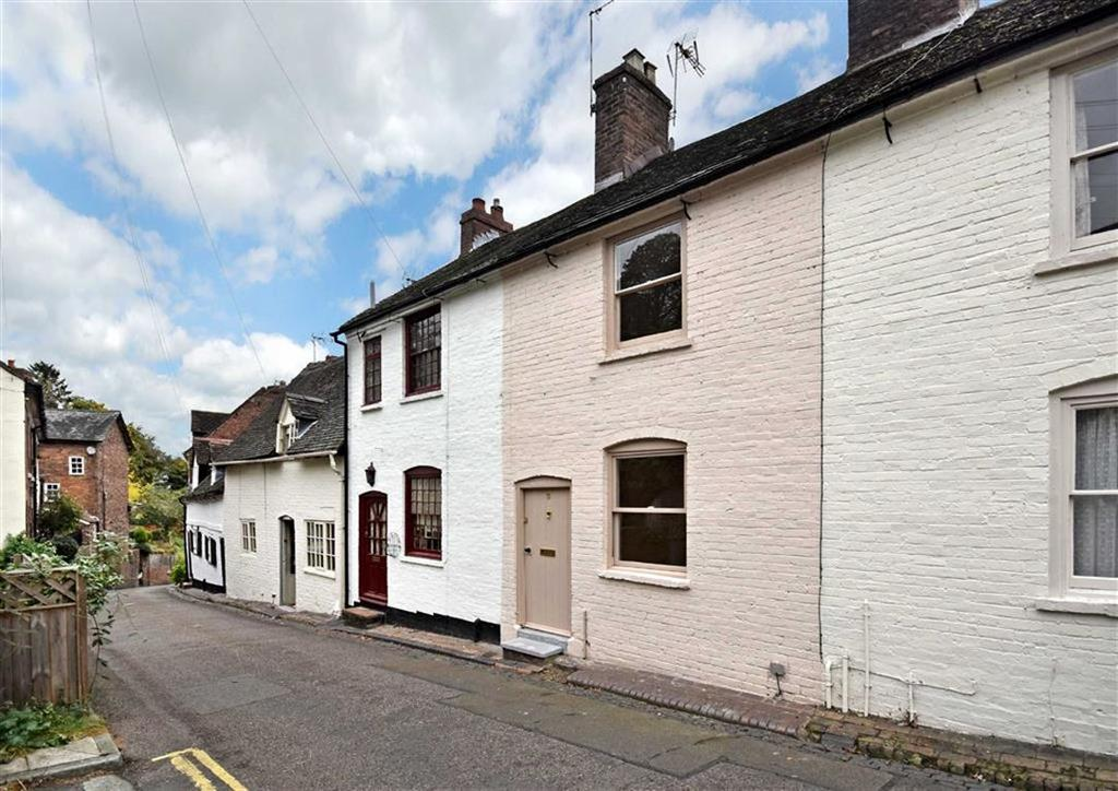 2 Bedrooms Terraced House for sale in 11, Friars Street, High Town, Bridgnorth, Shropshire, WV16