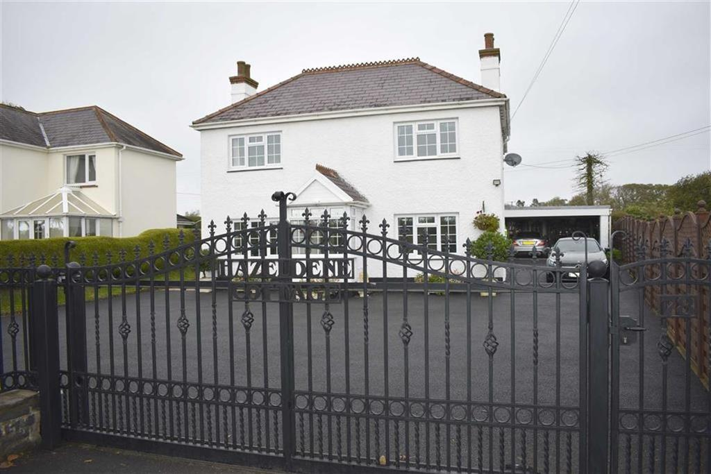 3 Bedrooms Detached House for sale in Pennard Road, Pennard, Swansea
