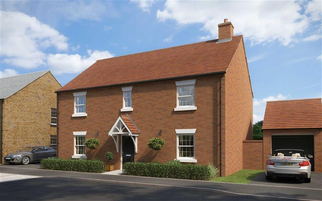 4 Bedrooms Detached House for sale in The Leyes, Deddington