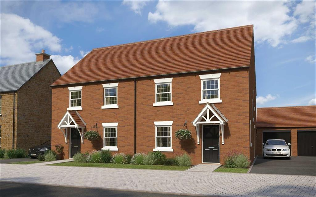 4 Bedrooms Semi Detached House for sale in The Leyes, Deddington