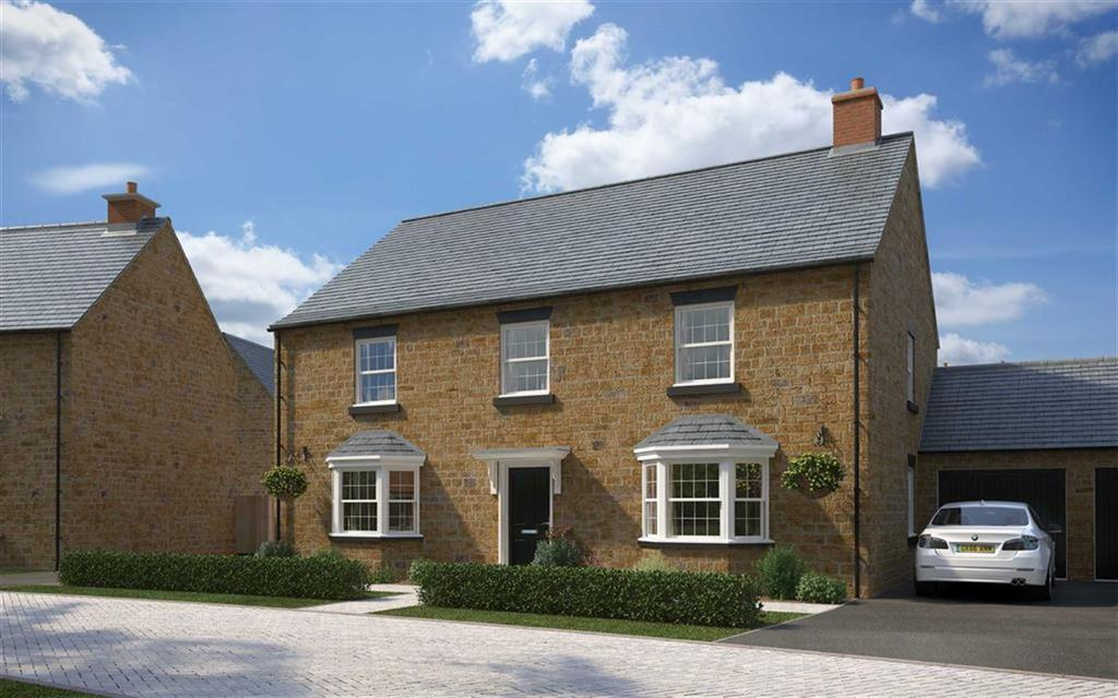 5 Bedrooms Detached House for sale in Flux Drive, Deddington
