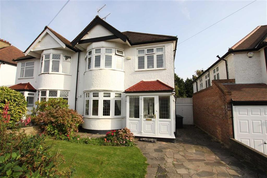 3 Bedrooms Semi Detached House for sale in Church Way, Whetstone, London