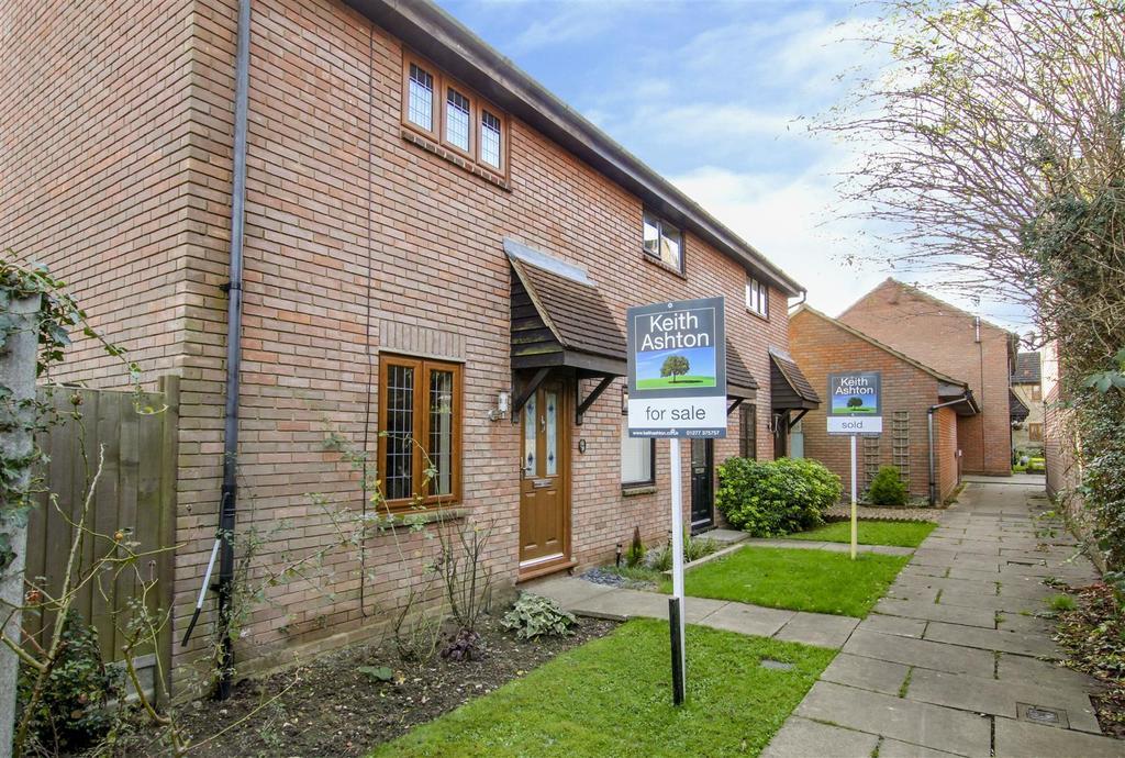 2 Bedrooms End Of Terrace House for sale in Kelvedon Hatch, Kelvedon Green, Brentwood