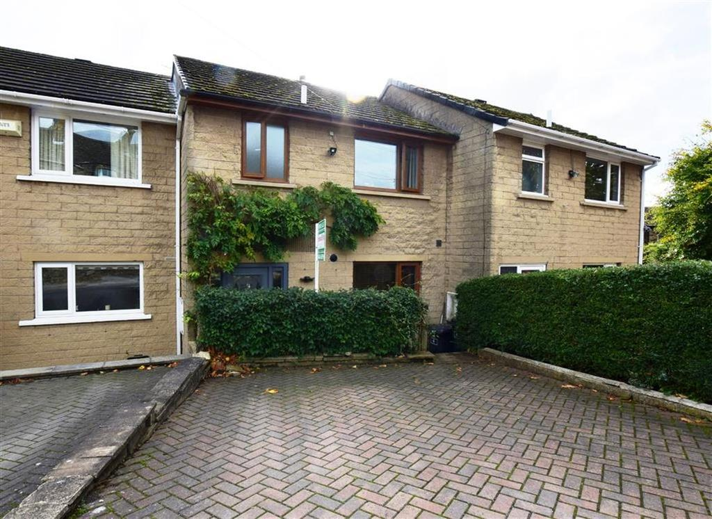 3 Bedrooms Town House for sale in Glenview Road, Shelley, Huddersfield, HD8