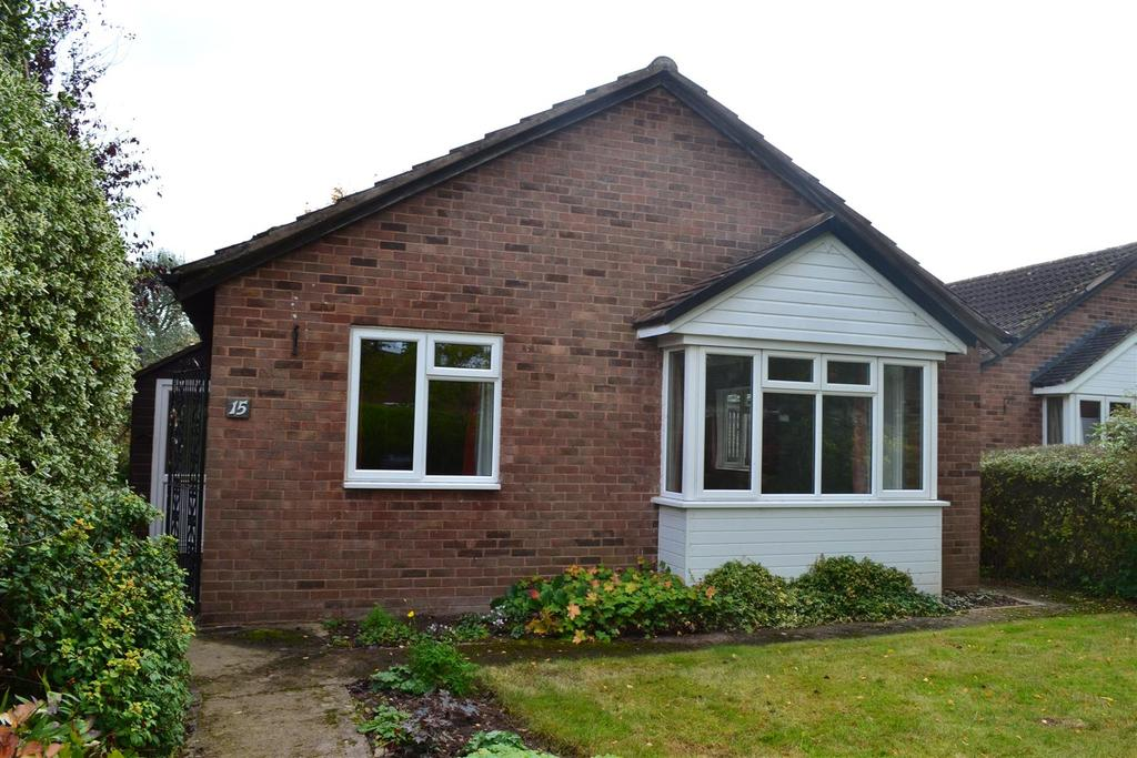 3 Bedrooms Detached Bungalow for sale in Bearcroft, Weobley, Hereford