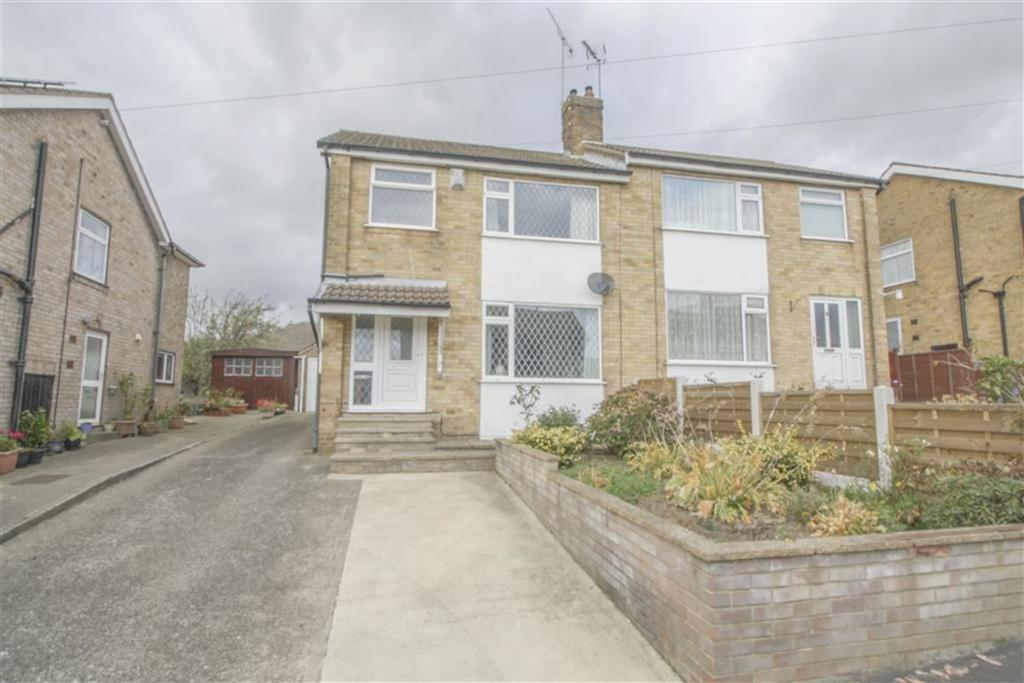 3 Bedrooms Semi Detached House for sale in Knox Grove, Harrogate, North Yorkshire